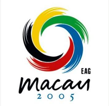 澳门东亚运动会logo