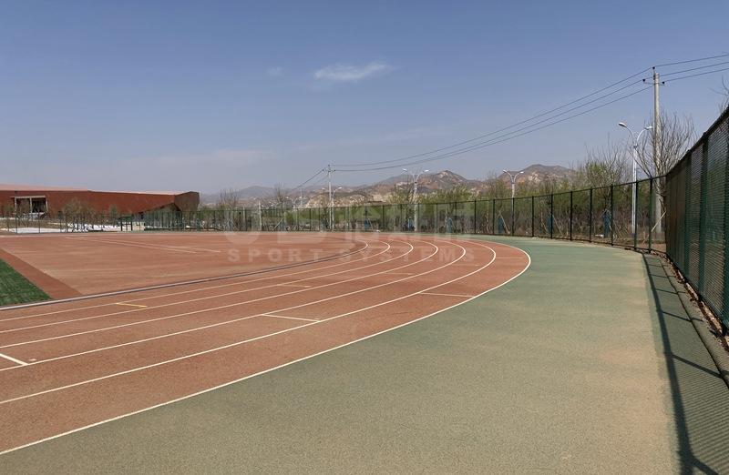 青海海东市体育中心